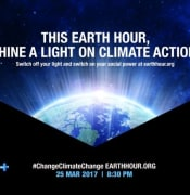 Earth Hour 2017 Global Poster Public Landscape 1