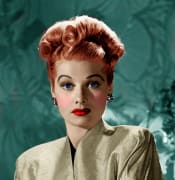 Lucille Ball colour Flickr