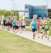 Get Active - North Shore Park Run