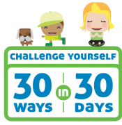 30 Ways in 30 Days