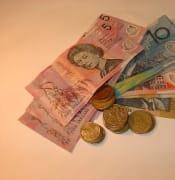 Aussie money notes