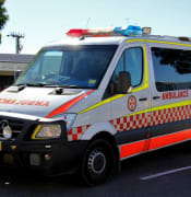 2009 Mercedes-Benz Sprinter 315CDi ambulance