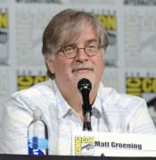 simpsons creator matt groening