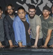 linkin park 2014 rockwalk guitar centre la