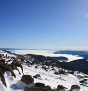 Mount Wellington Winter