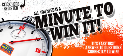 banner minute to win it