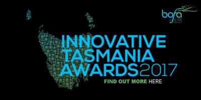 Innovative Tasmania Awareness slider