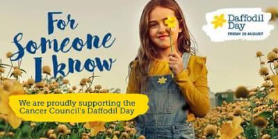 cancer council daffodil day 2017