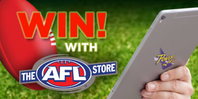 win with AFL store