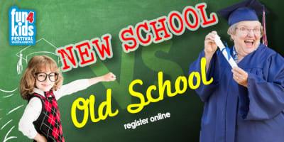 new school old school2