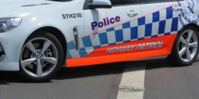 Police Car Rob Gooda