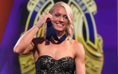 Phillips named AFLW's best