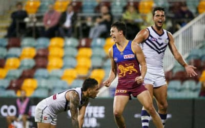 Rising Star nod for young Lion