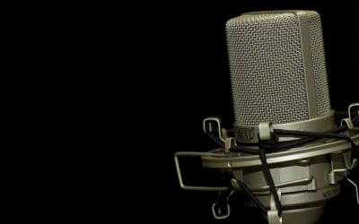 Headlines Microphone