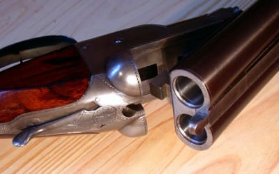 ShotgunColt Hammerless