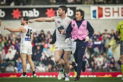 Rowe blow for Blues