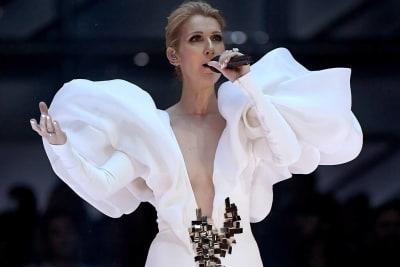 Celine Dion, 2017 Billboard Music Awards