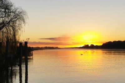 Mannum sunrise 3 (Supplied).jpg