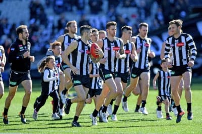 Recurring theme for Magpies