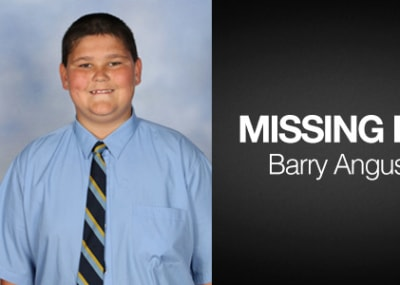 Missing person barry angus bedelph