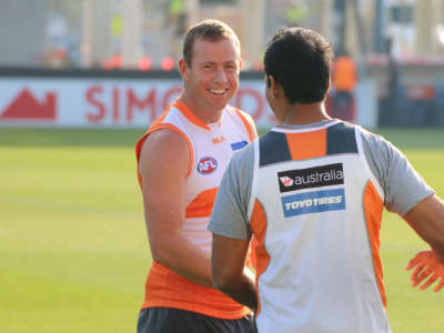 Johnson in doubt for Giants