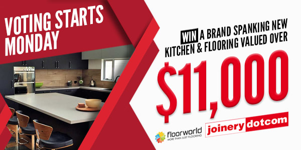 kitchen reno voting starts monday