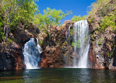 Litchfield National Park Wangi Falls