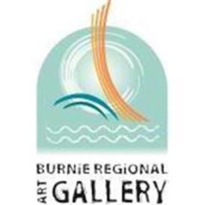 Image result for burnie regional art gallery logo