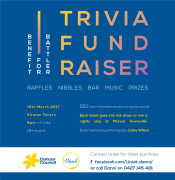 Benefit For Battler - Trivia Fundraiser
