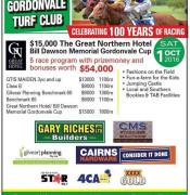 gvale OCT race day