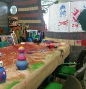 yarrabah art centre vandalised 2