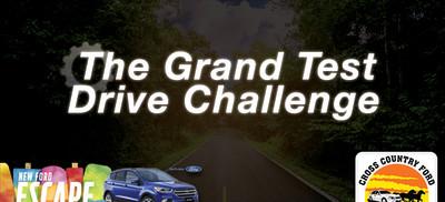 grand test drive challenge