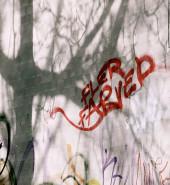 Graffiti tags on a wall bo jessen