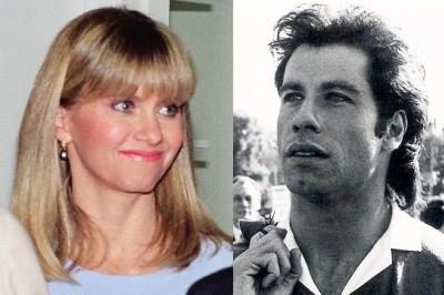 John Travolta and Olivia Newton John2