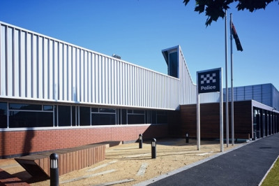 Maryborough police station 17