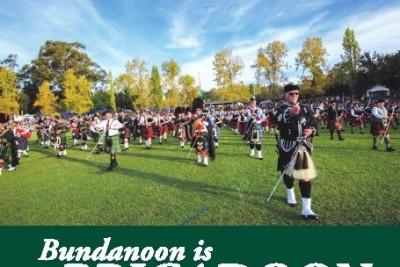 Bundanoon Highland Gathering-BRIGADOON - Shoalhaven