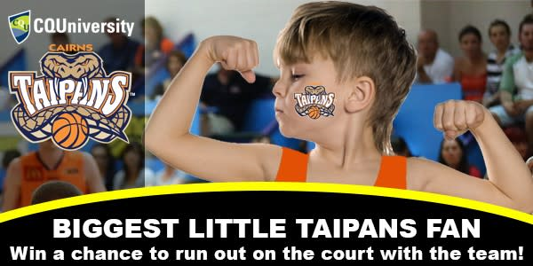 Biggest Little Taipans fan