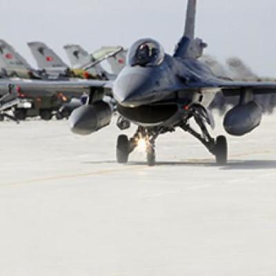 Fighter F16