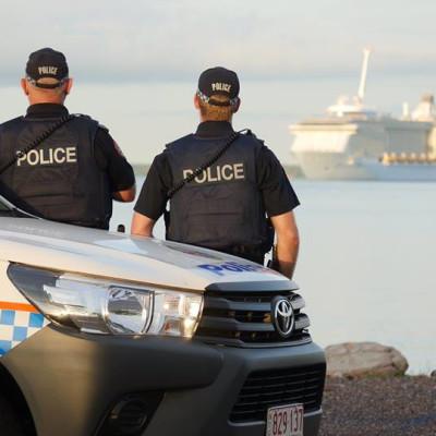 ovation of seas nt police