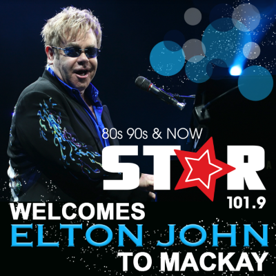 Elton John to Mackay Star