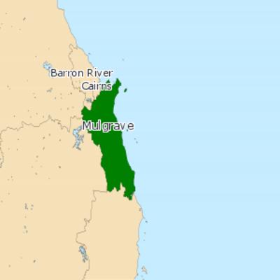QLD Mulgrave 2008