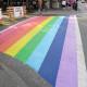 Rainbow Crosswalk 10569042683