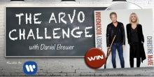 arvo promo buckingham mcvie