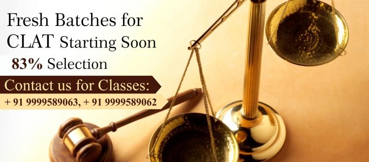 Law entrance exam coaching Delhi