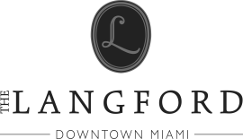 The Langford Hotel logo