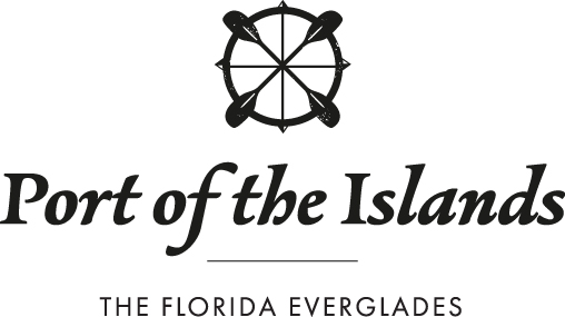 Port of the Islands Everglades Adventure Resort logo