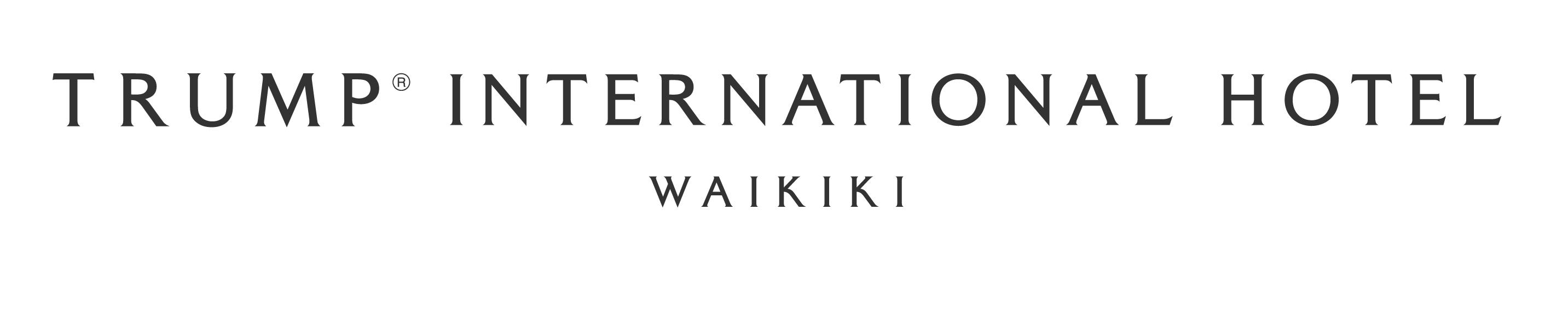 Trump International Hotel Waikiki logo