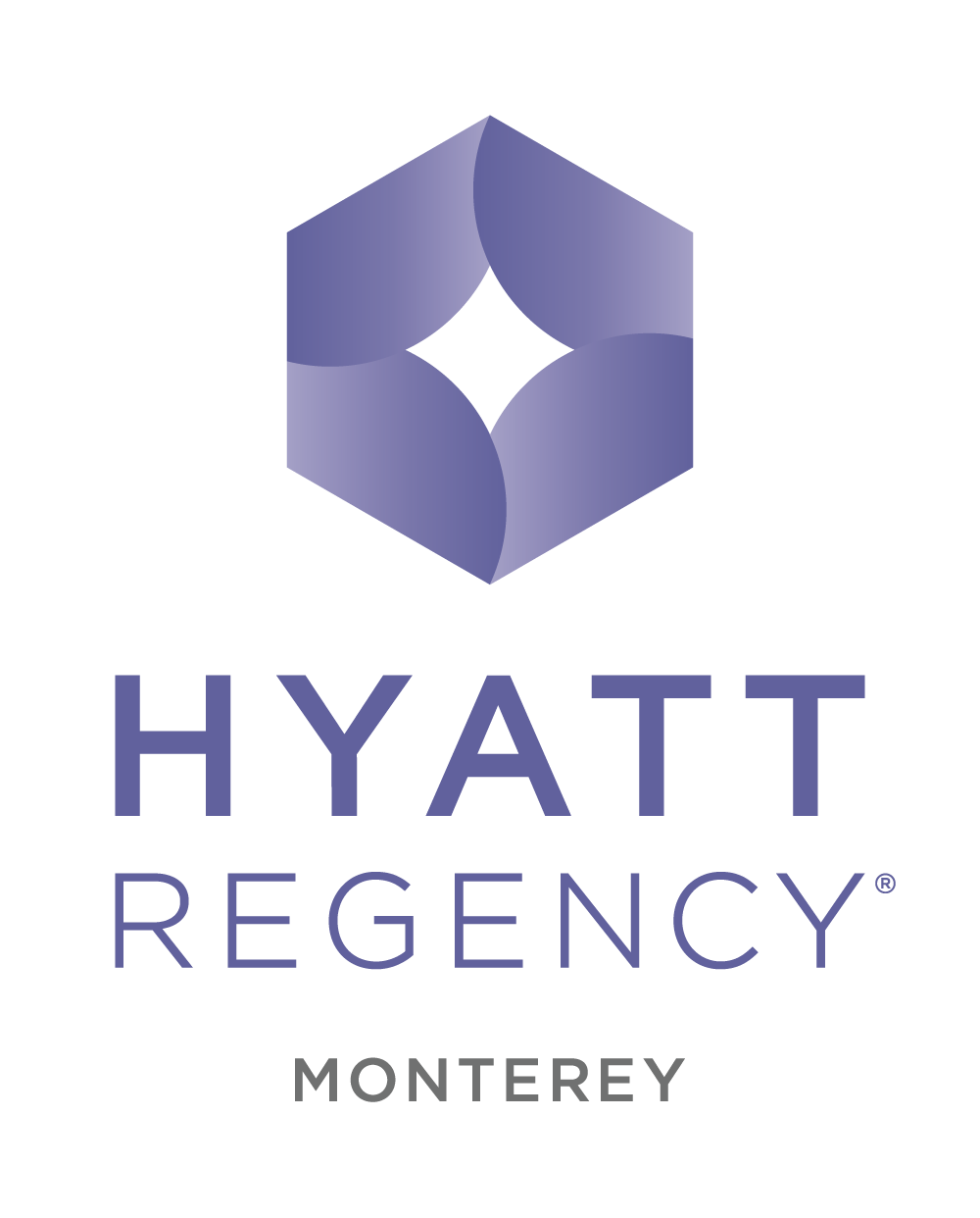 Hyatt Regency Monterey Hotel and Spa on Del Monte Golf Course logo