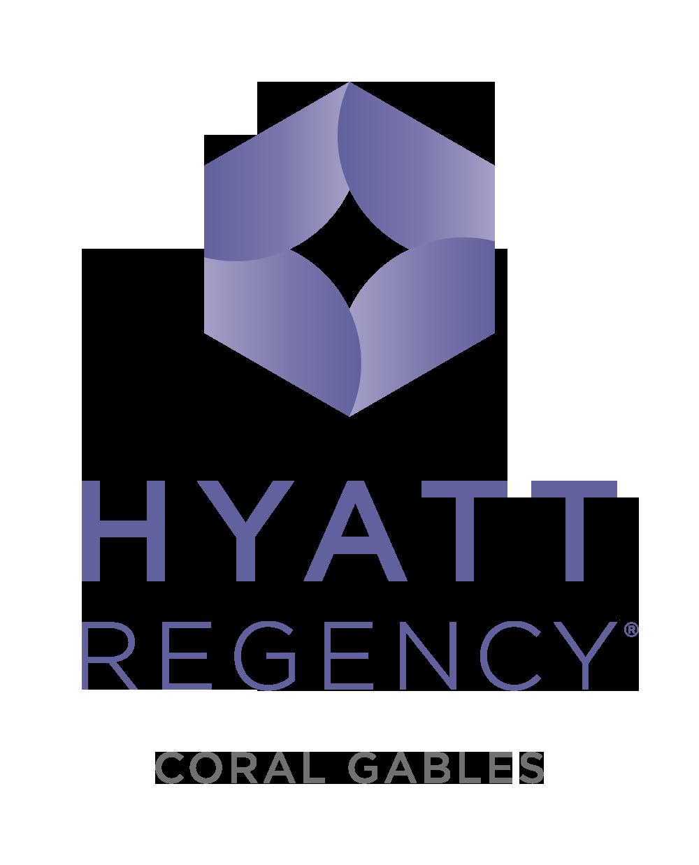 Hyatt Regency Coral Gables logo