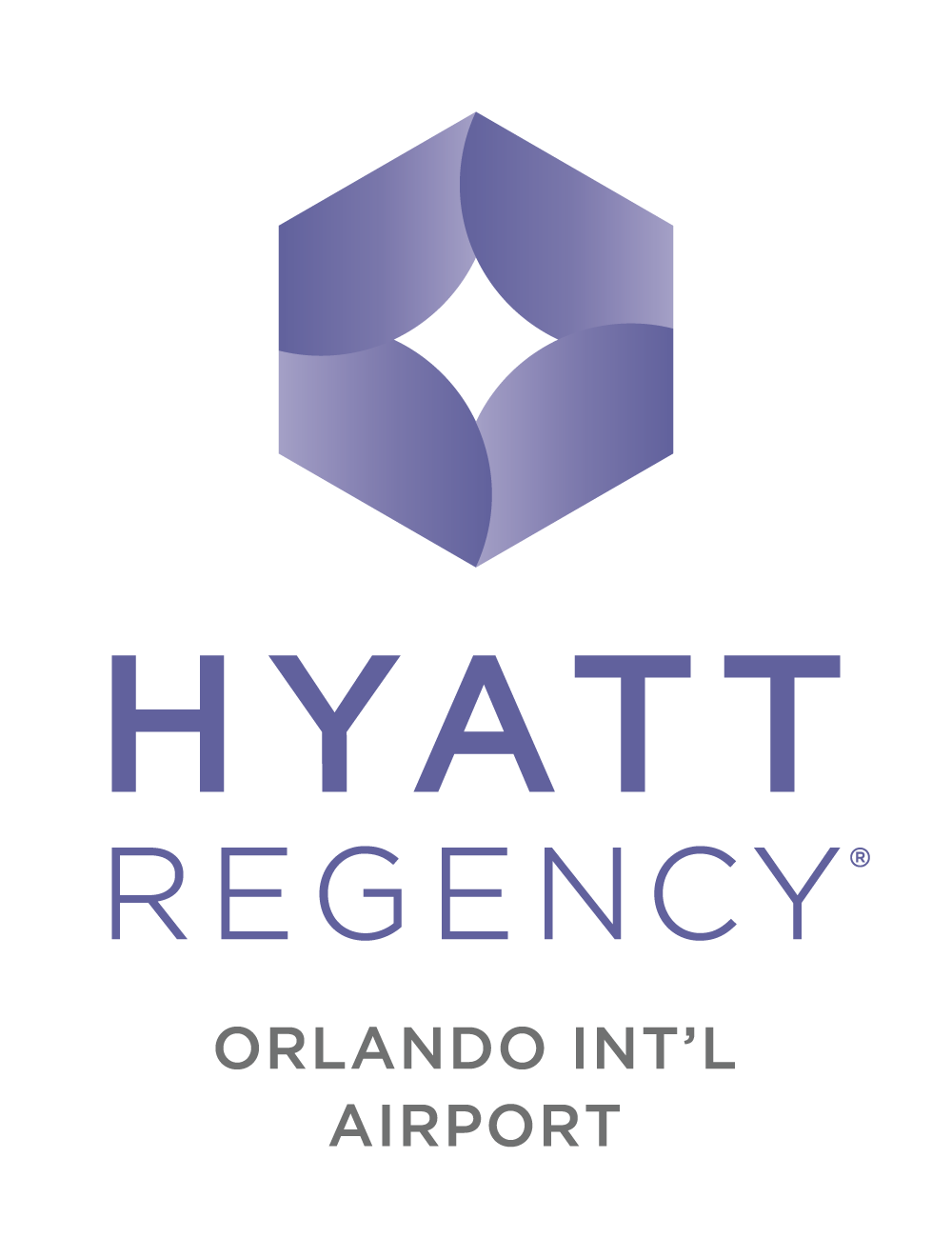 Hyatt Regency Orlando International Airport logo